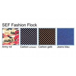 Flockfolie SEF - Fashion