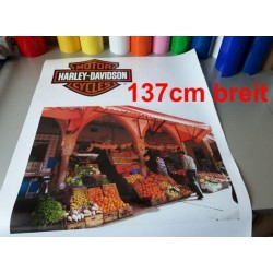 Digitaldruckfolie POLI-PRINT 1004 White Matt, 137cm breit